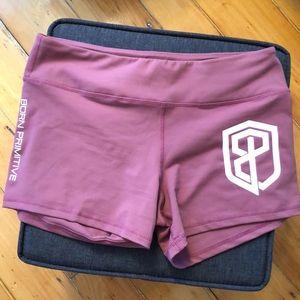 Born Primitive -  Booty Shorts (Mauve)